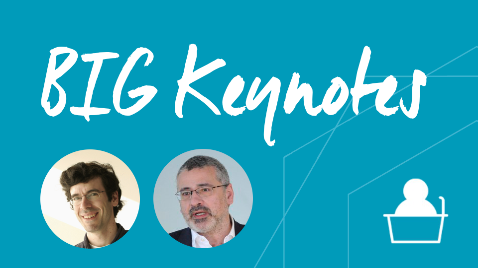 BIG keynotes announce